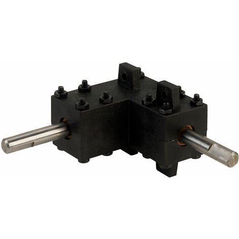 MFA 919D24 Bevel Gearbox 1:1 Gear Ratio