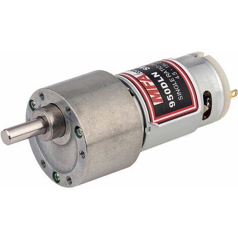 MFA 950D501LN Gearbox and Motor 50:1 6mm Shaft 4.5 to 15V