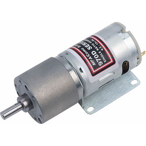 MFA 970D1561 Single Ratio Metal Gearbox 156:1