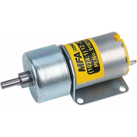 MFA Gearbox and Motor 1024:1 4mmshaft 12-24V R