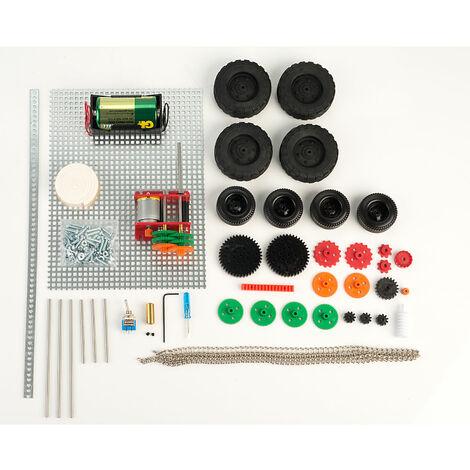MFA UZ15R Geared Motor Starter Kit