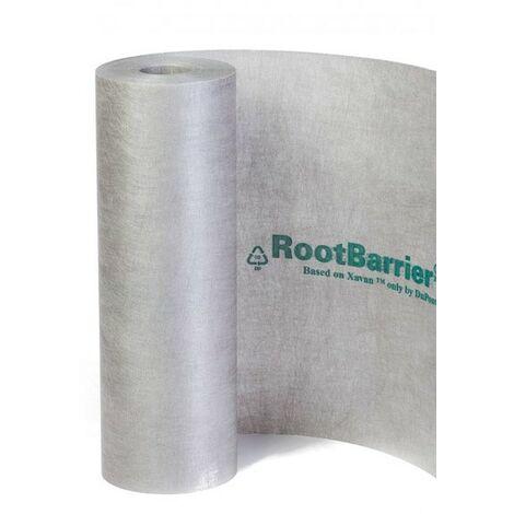 MGS anti racines gris325 0.65Mx20M pour Gazon synthétique
