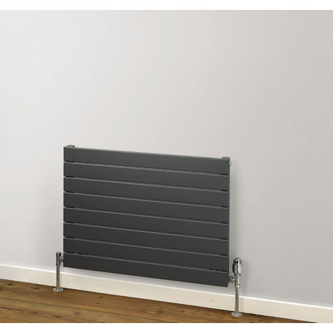 MHS Rads 2 Rails Primrose Single Panel Horizontal Radiator