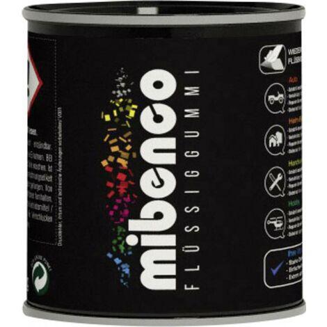 Mibenco PUR Flüssiggummi Farbe Eisen-Grau (glänzend) 72817011 175g A046801