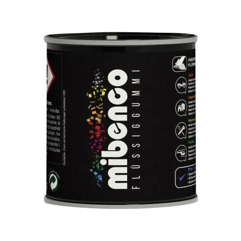 Mibenco PUR Flüssiggummi Herstellerfarbe Dunkel-Blau (glänzend) 72815002 175g A046831