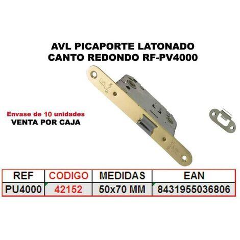 Yale 512RHN Picaporte Unificado 14 unidades Niquelado