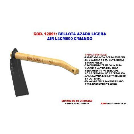 MIBRICOTIENDA bellota azada ligera air l4cm500 c-mango