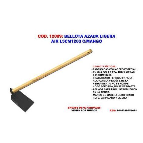 MIBRICOTIENDA bellota azada ligera air l5cm1200 c-mango