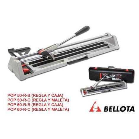 MIBRICOTIENDA bellota cortador pop 50-r-c (regla y maleta) + rodel 6 mm