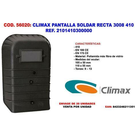 MIBRICOTIENDA climax pantalla soldar recta 3008 410 ref 2101410300000