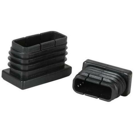 MIBRICOTIENDA conteras plastico rectangulares 20x50 interior str-kk-50x20 (caja 100 unidades)