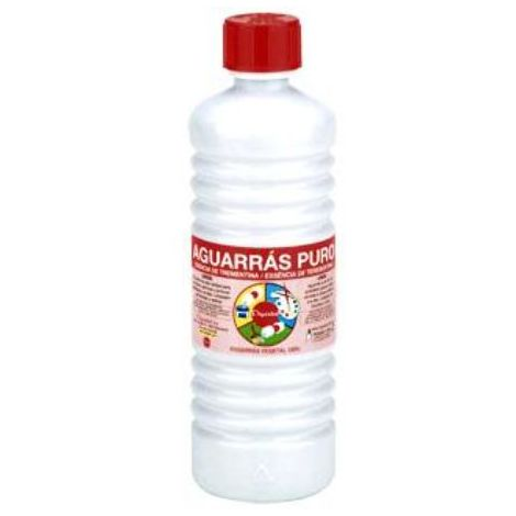 MIBRICOTIENDA dipistol aguarras puro plastico 750 ml 10050115