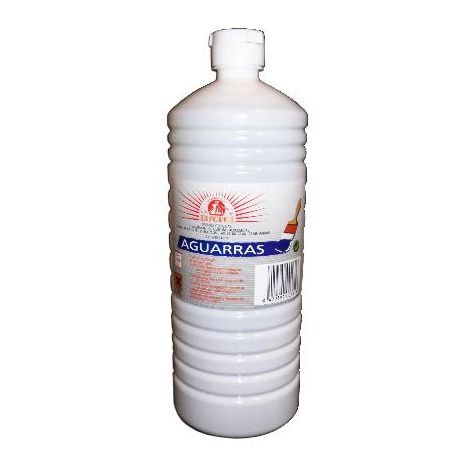 MIBRICOTIENDA disopolsa aguarras puro plastico 1 litro ddagd12*1pvc