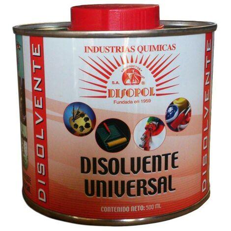 """main image of """"MIBRICOTIENDA disopolsa disolvente universal nitro 1-2 litro lata dduni24*05ch"""""""