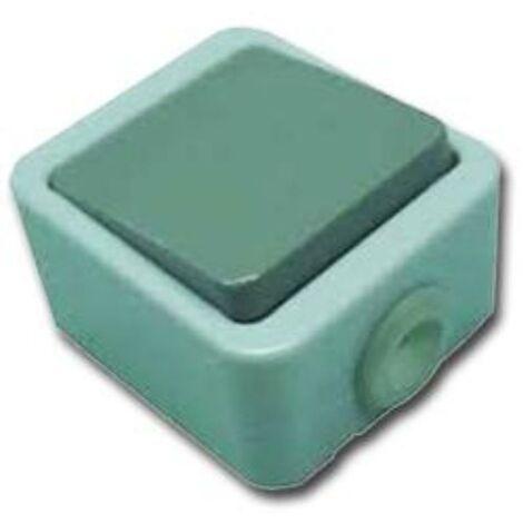 MIBRICOTIENDA electricidad interruptor-conmutador estanco blister 51001