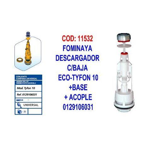 MIBRICOTIENDA fominaya descargador c-baja eco-tyfon 10+base+acople 0129106031