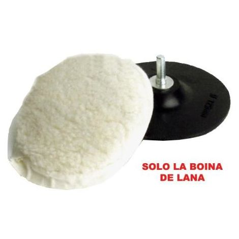 MIBRICOTIENDA lams boina de lana pulidora 125 mm 3550003