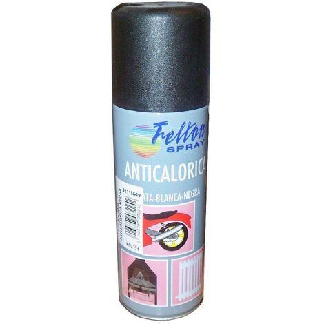 MIBRICOTIENDA pintura spray 200ml anticalorica plata-.f-1050 04115844