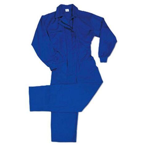 MIBRICOTIENDA ropa buzo tergal azul cremallera t-62 388bt