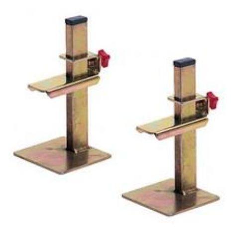 MIBRICOTIENDA rubi juego soportes regla 30 cm 60991