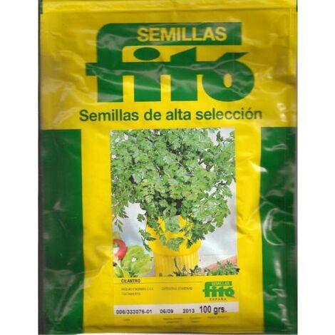 MIBRICOTIENDA semillas fito aromaticas cilantro 01712 (caja 10 unidades)