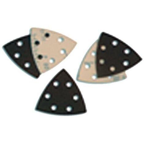 MIBRICOTIENDA sifer lija triang.velcro 25unx94 6a.gr-120