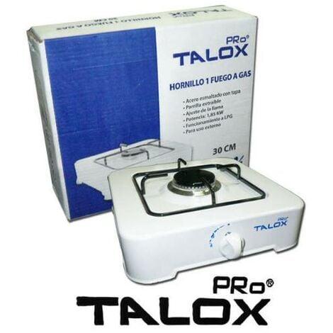 "main image of ""MIBRICOTIENDA talox pro cocina hornillo a gas 1 fuego sin tapa mst-gs34"""