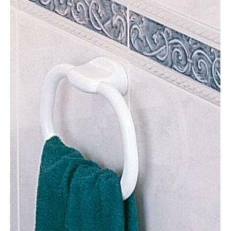 MIBRICOTIENDA tatay coleccion rtt aro toallero blanco 6710001