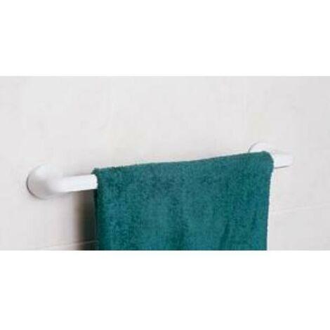 """main image of """"MIBRICOTIENDA tatay coleccion rtt toallero barra blanco 6710401"""""""