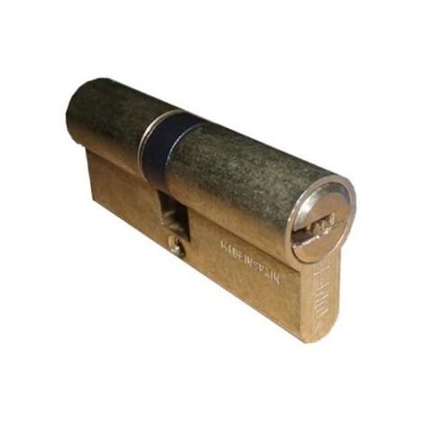 MIBRICOTIENDA tesa cilindro europerfil seguridad t60-35x35 lt r13 leva corta
