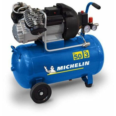 MICHELIN COMPRESSEUR 50 L - 3CV - 10 BARS