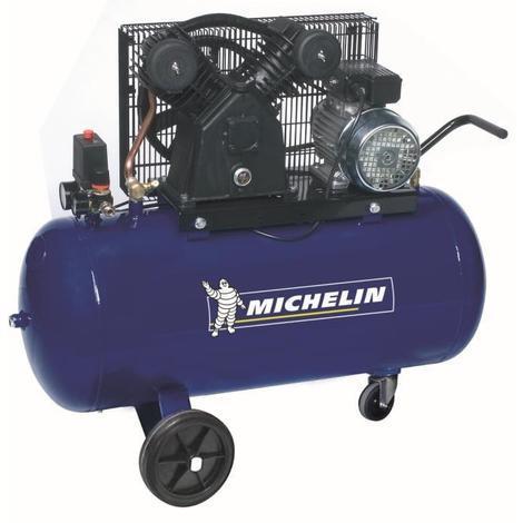MICHELIN Compresseur avec Cuve 100 Litres 3 cv - 10 Bars