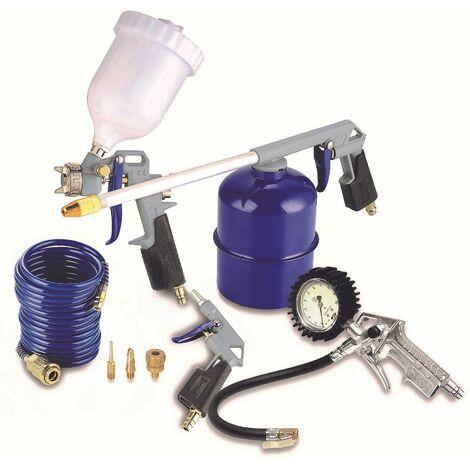 Michelin Kit 8 Accessoires Pour Compresseur