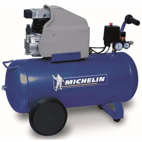 MICHELIN MB50 Compresseur avec Cuve 50 Litres 2 cv