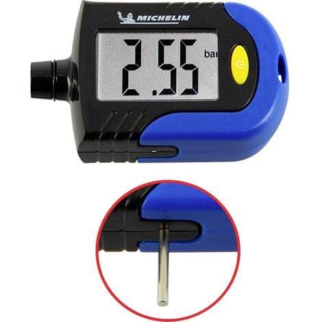 Michelin MICH-92409 Testeur de pression des pneus numérique Plage de mesure de pression atmosphérique (gamme) 0.35 - 6.