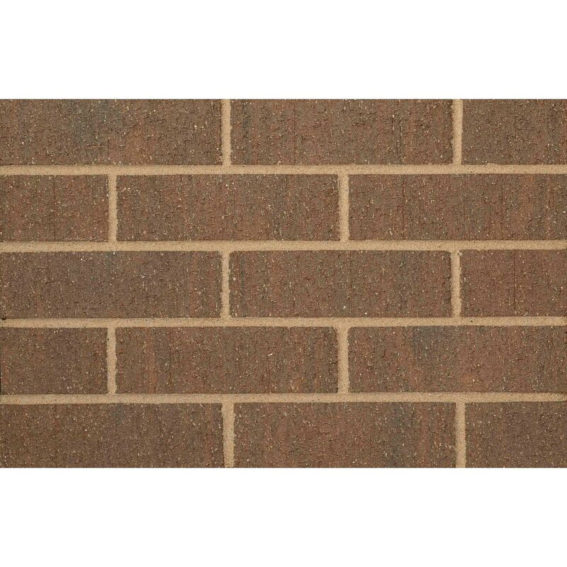 Image of Michelmersh Blockleys Facing Brick 65mm Ipswich Mixture (Pack of 400)