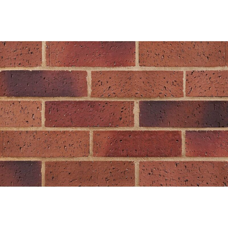 Image of Michelmersh Carlton Facing Brick 65mm Bretton Old English (Pack of 504)