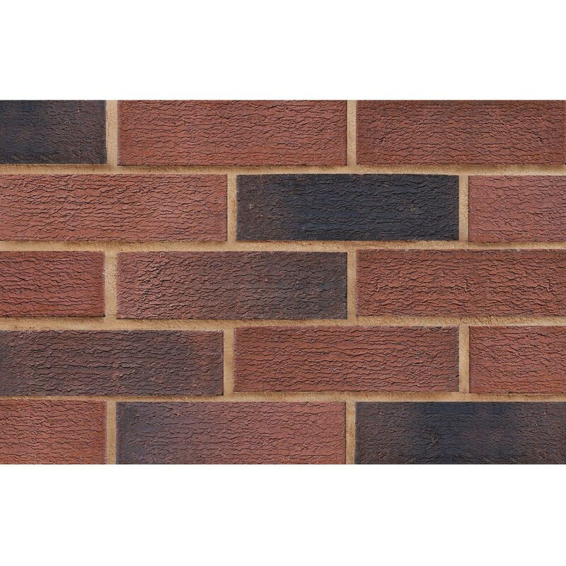 Image of Michelmersh Carlton Facing Brick 65mm Eskdale Multi (Pack of 504)