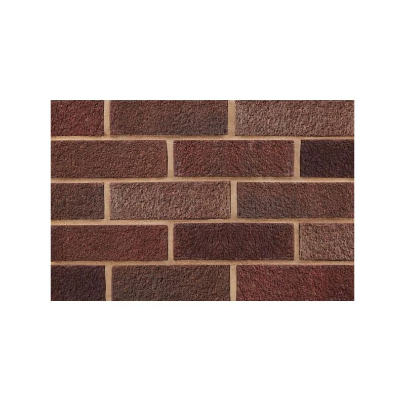 Image of Michelmersh Carlton Facing Brick 65mm Heather Sandfaced (Pack of 504)