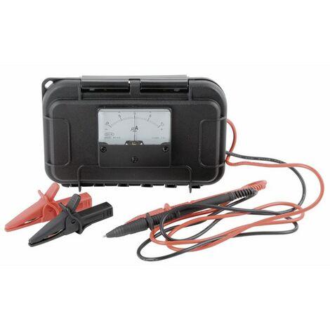 Micro-ampèremètre portable -10 à 10µA