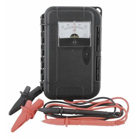 Micro-ampèremètre portable -100 à 100µA