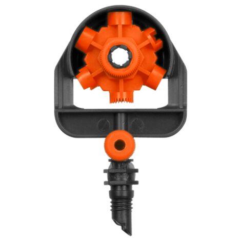 Micro-asperceur pour tuyau 13mm 40 L/H 3 mètres (2 pièces)