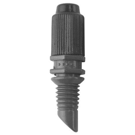 Micro-asperseur 90° pour arrosage goutte à goutte