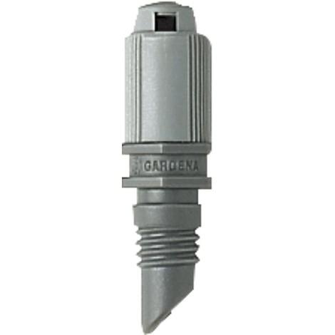 35 x 20 x 19 cm Noir Gardena Cavalier Micro-Drip-System 13 mm 1//2 2 pcs