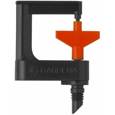 Micro-asperseur rotatif 360° micro-drip blister 2 pces