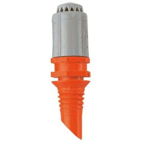 Micro-aspersor para la manguera de 13mm 120 L/H 360° 3 metros (5 piezas)