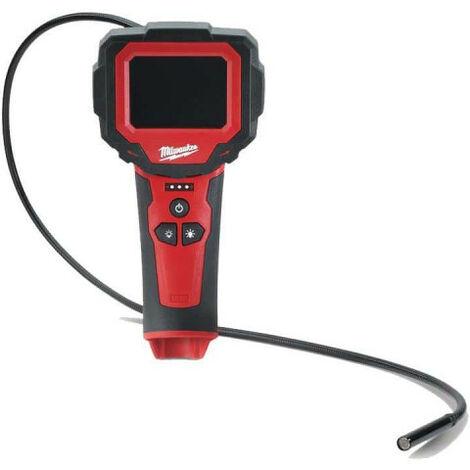 Micro-caméra d'inspection numérique MILWAUKEE M12 IC-0S - sans batterie ni chargeur 4933431615