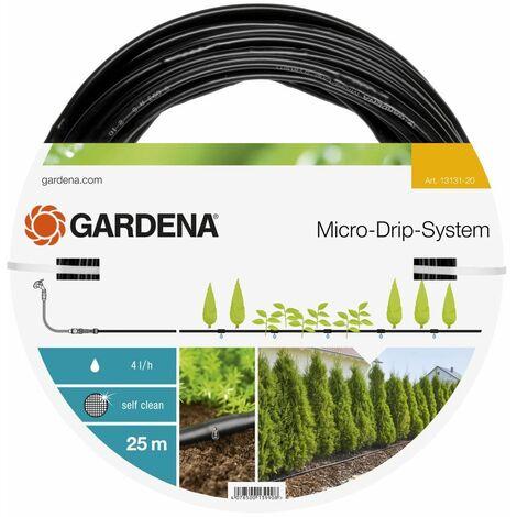 Micro-Drip-System Erweiterung Tropfrohr für Pflanzreihen oberirdisch 13 mm (1/2'') | 13131-20