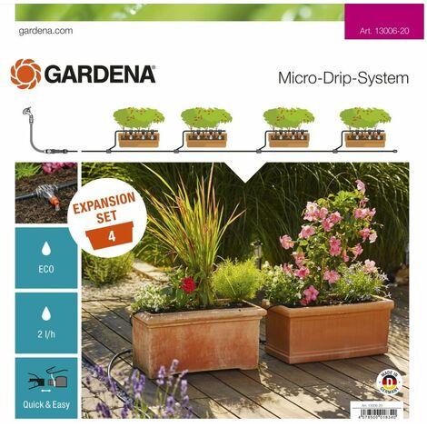 Micro-Drip-System Erweiterungsset Pflanztröge | 13006-20