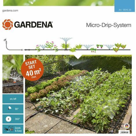 Micro-Drip-System Start-Set Pflanzflächen | 13015-20